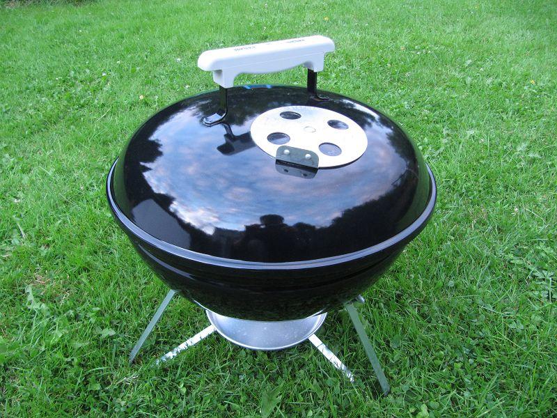 Weber Holzkohlegrill Smokey Joe : Smokey joe original kleiner umbau grillforum und bbq