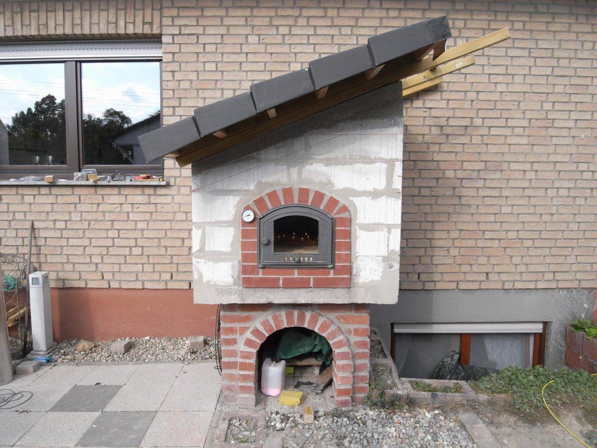 pizzaofen selbstbau risse in der au enh lle seite 12 grillforum und bbq www. Black Bedroom Furniture Sets. Home Design Ideas