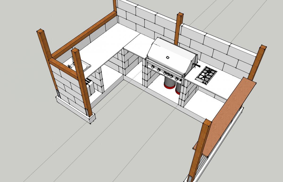 Anordnung Küchenzeile ~ aussenküche 2016 planung bau und hoffentl auch einweihung seite 4 grillforum und bbq www