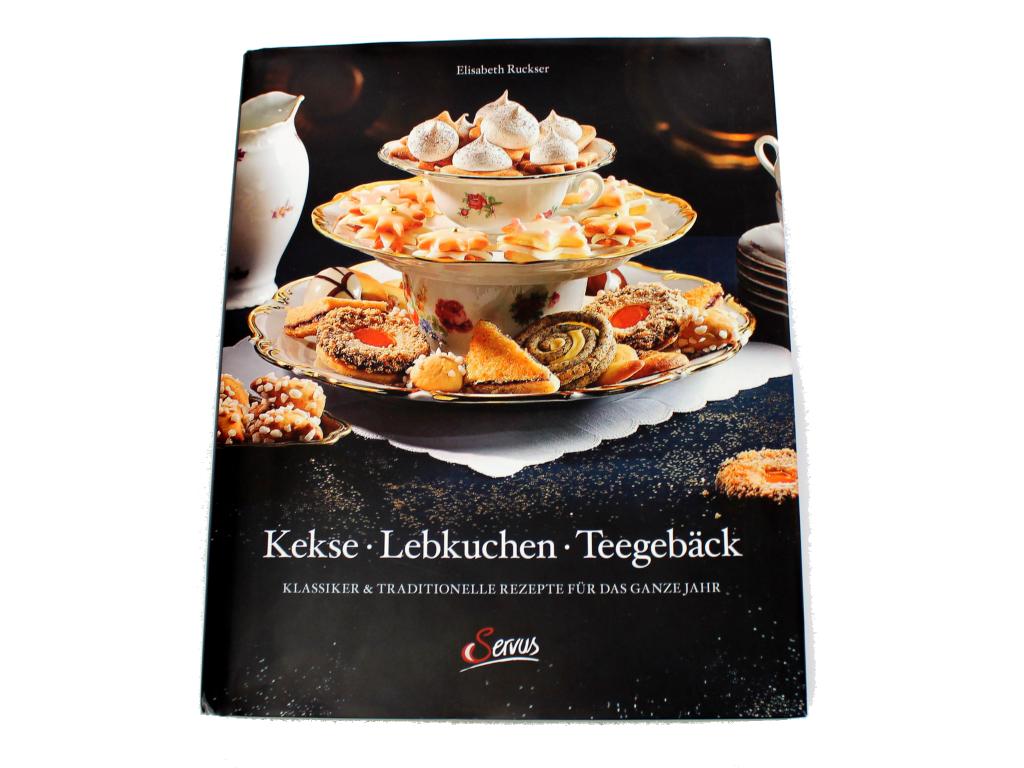 Lebkuchen, Kekse, Teegebäck - Elisabeth Ruckser.png