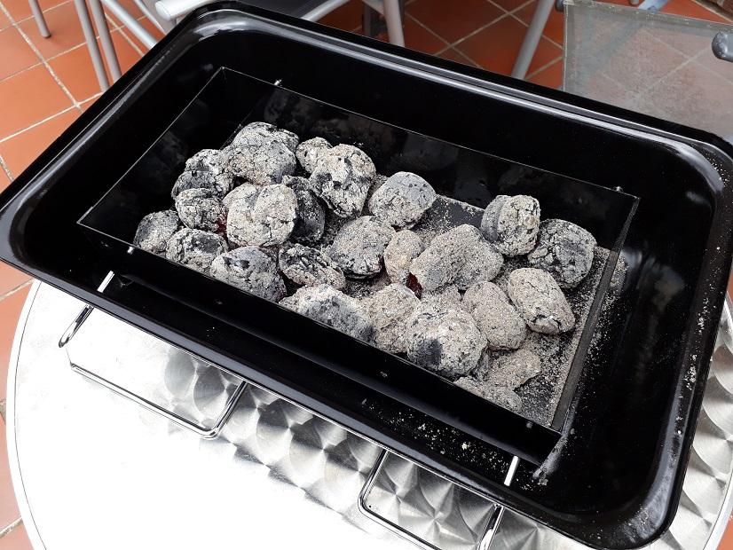Florabest Holzkohlegrill Bewertungen : Florabest grill im test holzkohlegrill mit aktivbelüftung von