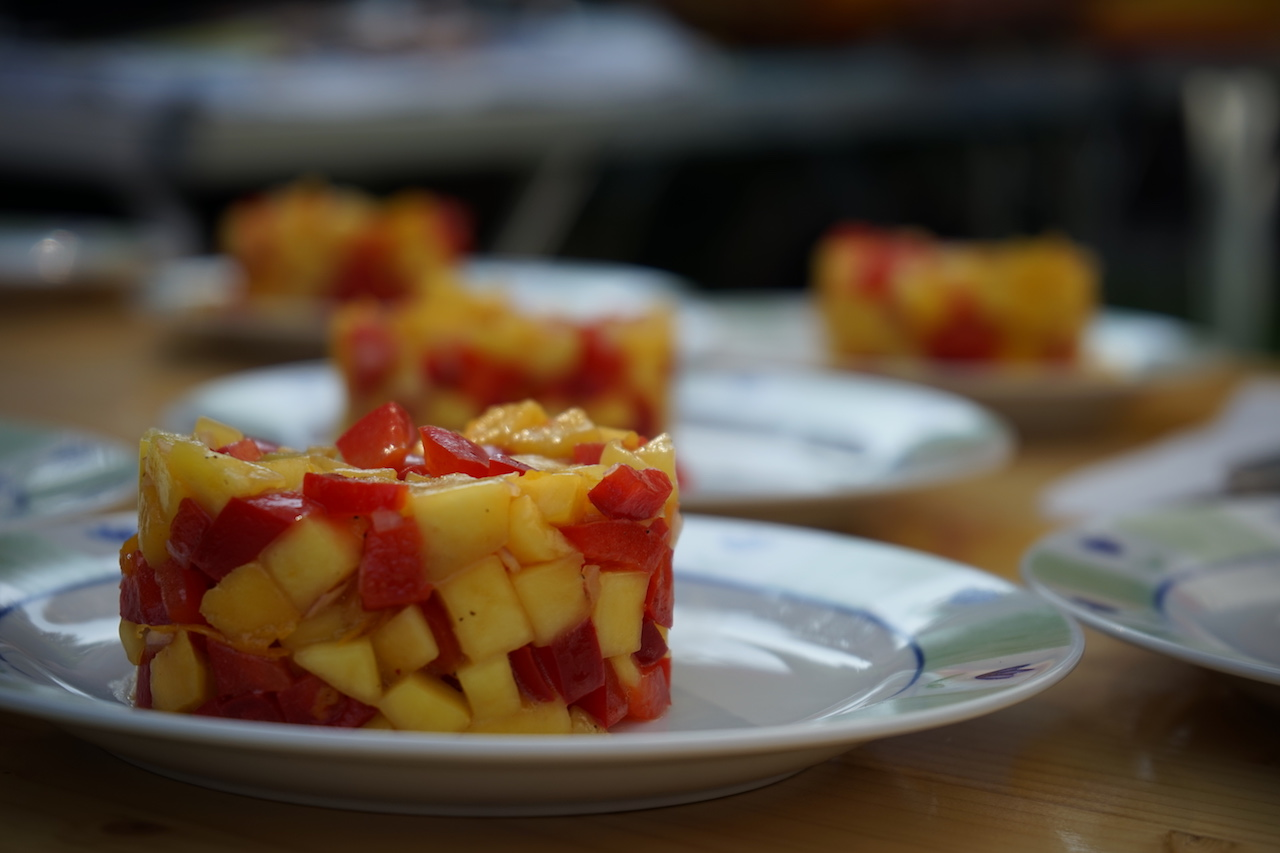 Mangosalat angerichtet Detail.JPG