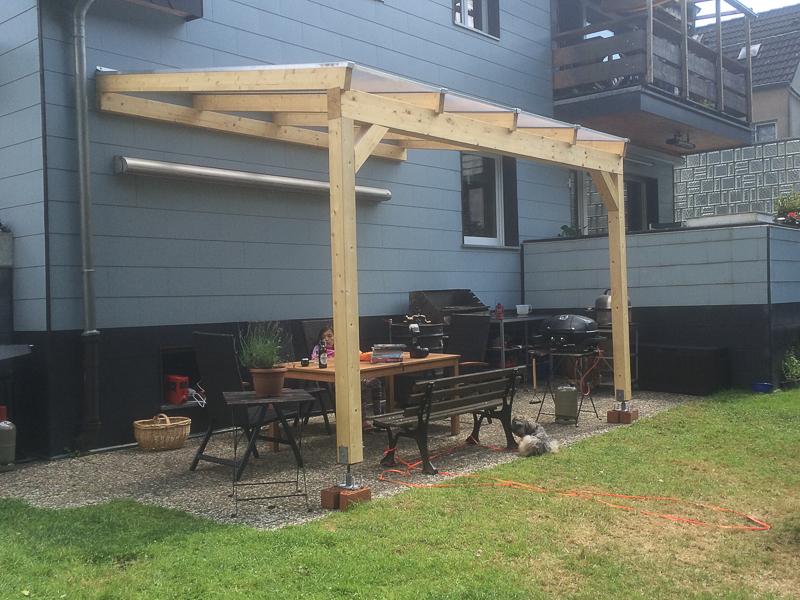 Außenküche Mit überdachung : Es tut sich was auf der meisen ranch außenküche