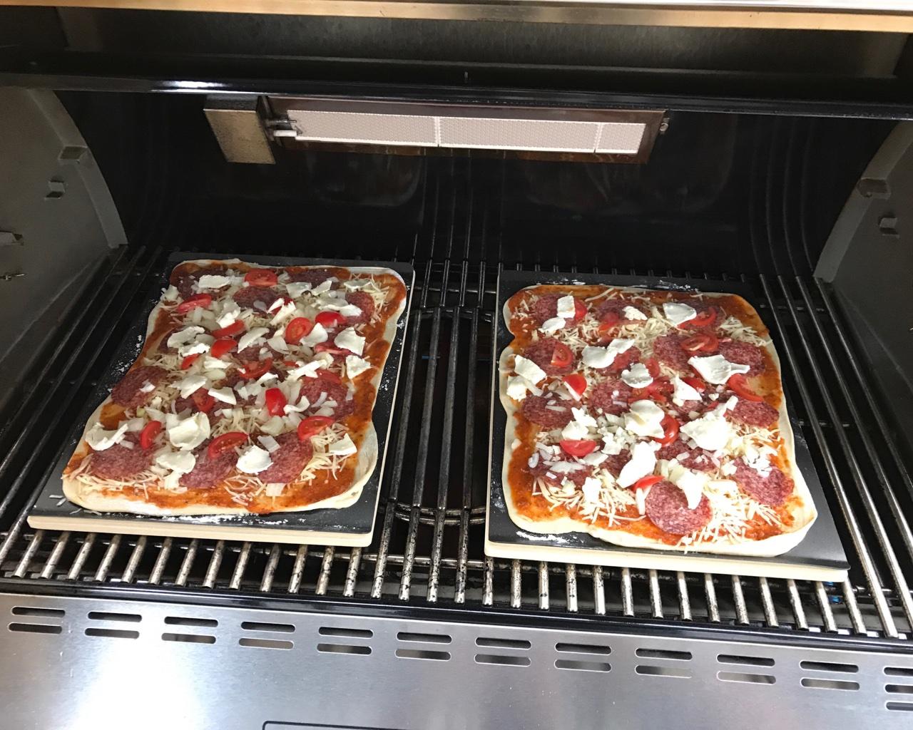 Rösle Gasgrill Pizza : Pizzaring für den kugelgrill im test grill