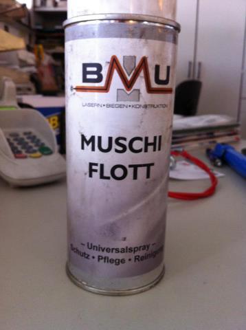 Muschi Flott