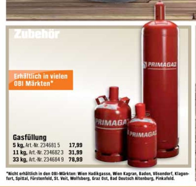 11 kg propangas free propangas kg und kg flaschen in. Black Bedroom Furniture Sets. Home Design Ideas