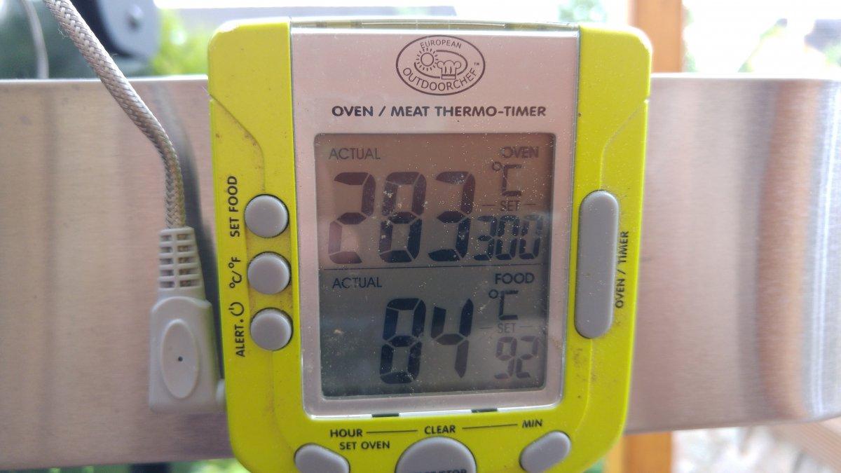 Test Gasgrill Lancaster 400 : Temperaturen lancaster grillforum und bbq