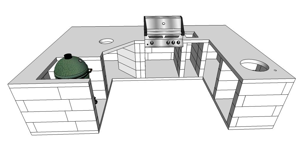 ich plane eine aussenk che seite 3 grillforum und bbq. Black Bedroom Furniture Sets. Home Design Ideas