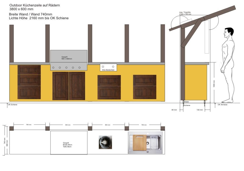 Ausgezeichnet Kostenlose Outdoor Küche Grill Pläne Bilder - Küchen ...