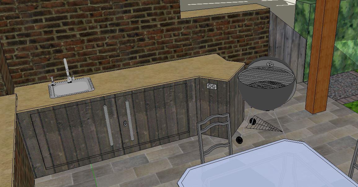 Outdoorküche Mit Spüle Lösen : Outdoorküche mit spüle lösen spule mit zu verschenken ebay