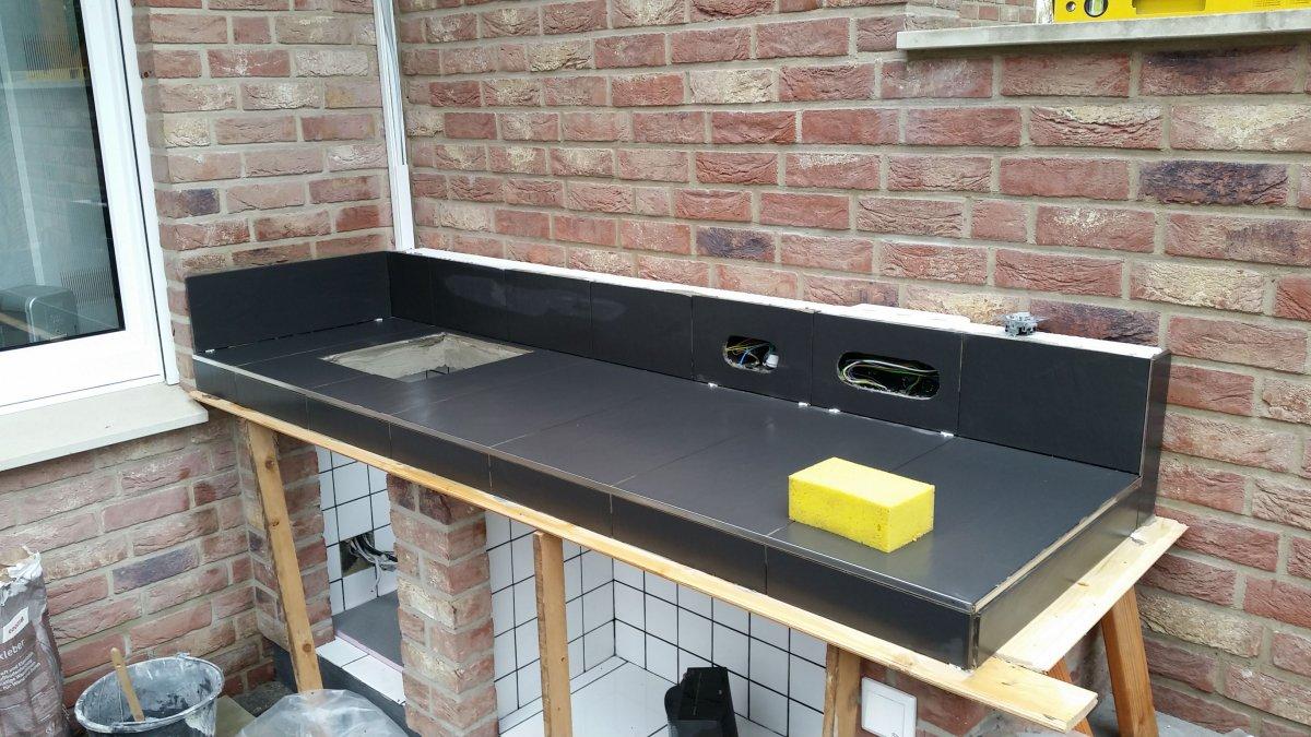 Outdoor Küche Grillsportverein : Outdoorküche projekt  seite grillforum und bbq