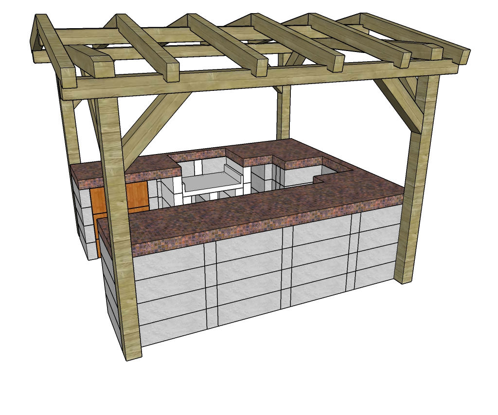ich plane eine aussenk che grillforum und bbq www. Black Bedroom Furniture Sets. Home Design Ideas