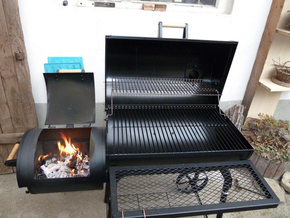 spie braten im smoker grillforum und bbq. Black Bedroom Furniture Sets. Home Design Ideas
