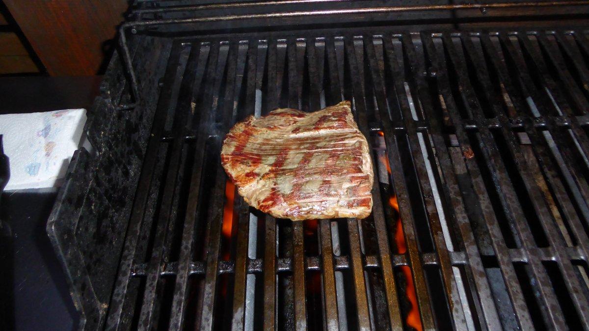 flank steak sous vide grillforum und bbq. Black Bedroom Furniture Sets. Home Design Ideas