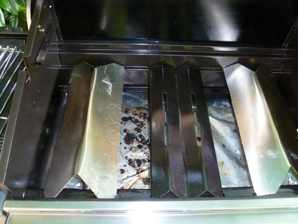 Landmann Gasgrill Flammenblech : Flammenbleche flammenverteiler welche ausführung grillforum