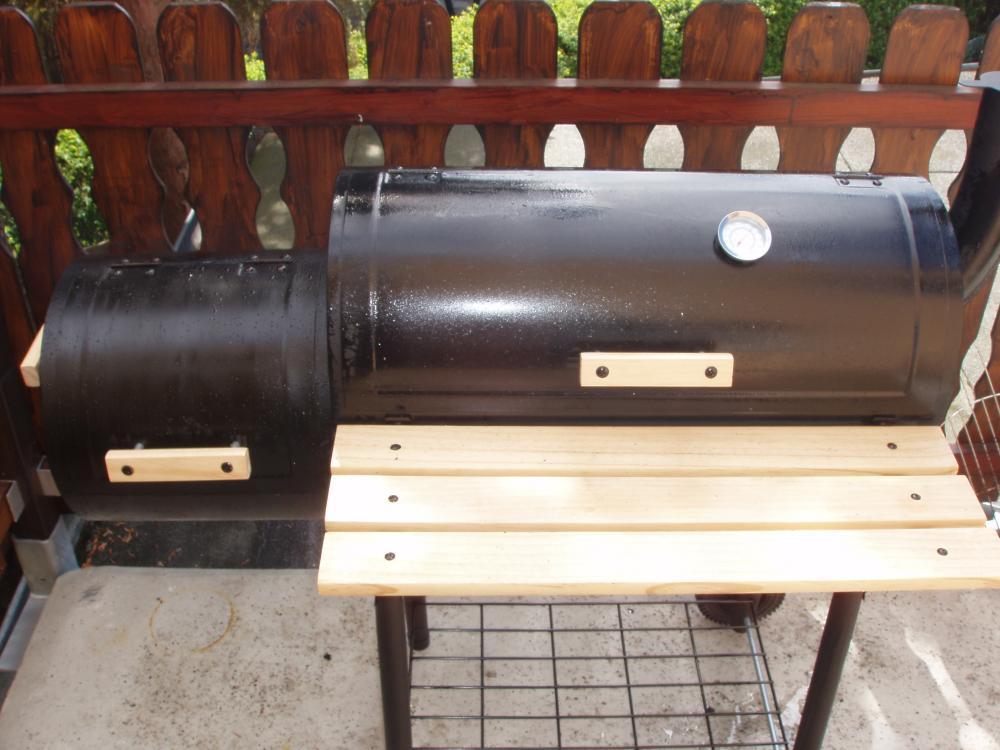 landmann smoker anf nger grillforum und bbq. Black Bedroom Furniture Sets. Home Design Ideas