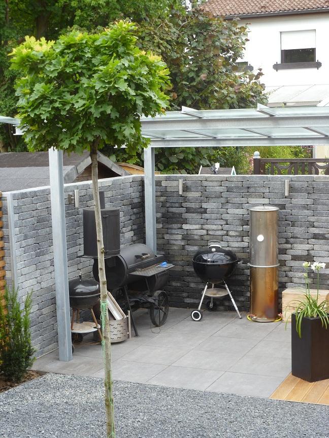 Umbau garten incl grillbereich seite 2 grillforum und for Garten umbau