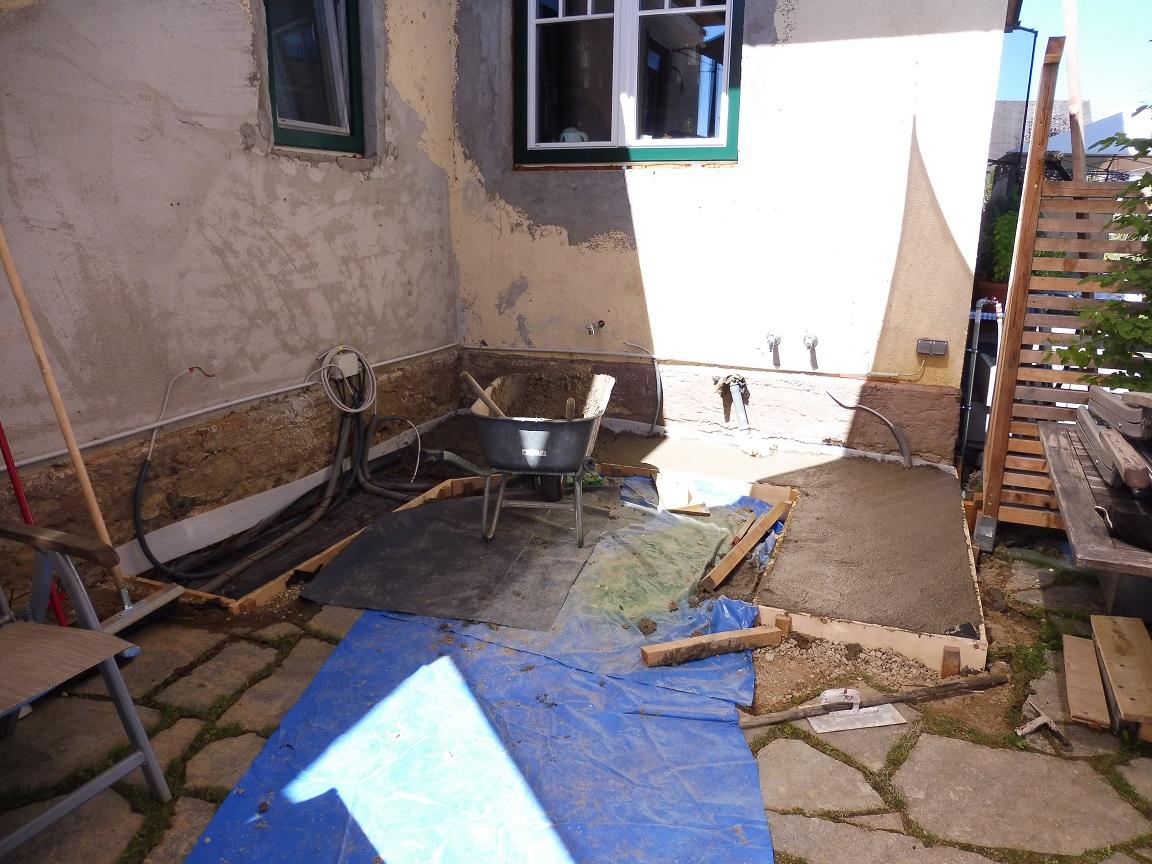 Outdoorküche Arbeitsplatte Reinigen : Outdoor küche porenbeton küche korpus arbeitsplatte reinigen