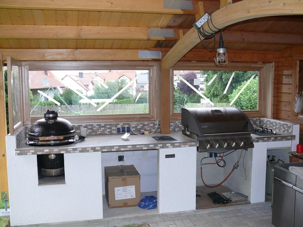 Außenküche Mit Fünf Buchstaben : Projekt außenküche 2012 13 14 seite 17 grillforum und bbq www