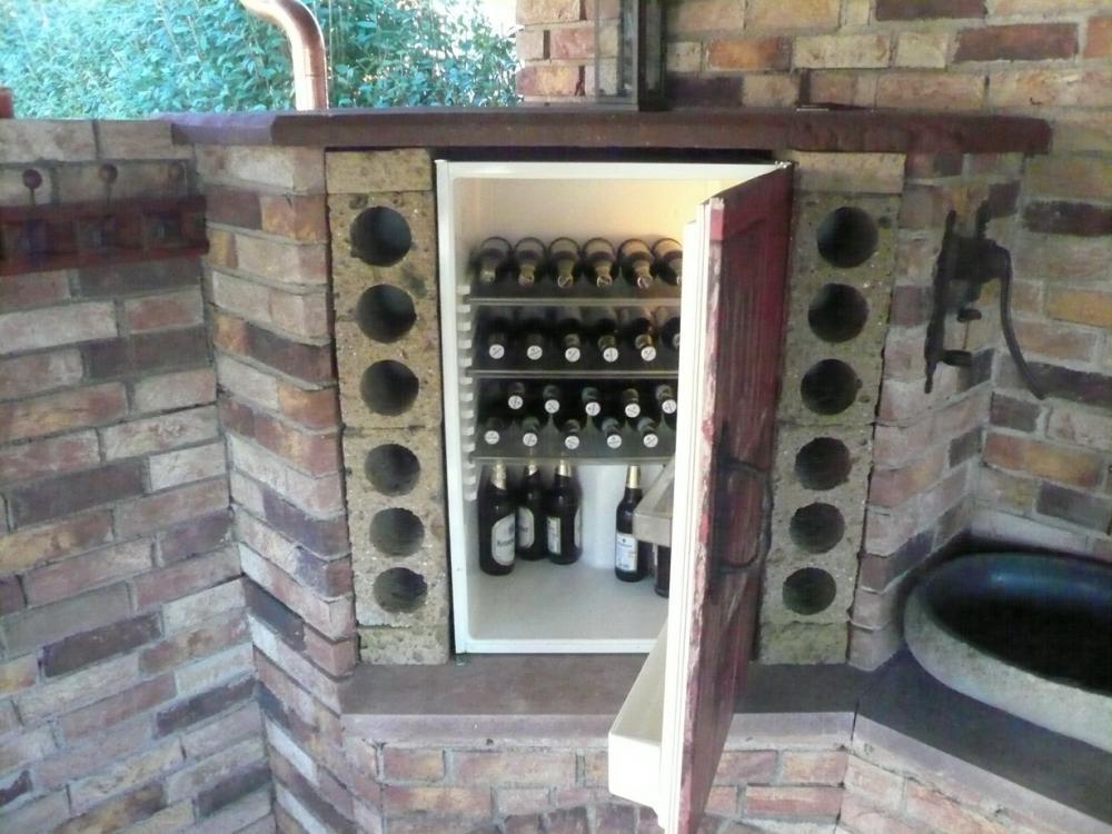 Sommerküchen Bauen : Die mämmis bauen einen neuen grillsportplatz mit monolith und fire