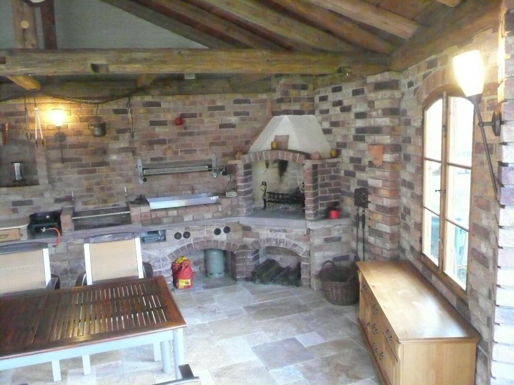 Sommerküche Bauen : Die mämmis bauen einen neuen grillsportplatz mit monolith und fire