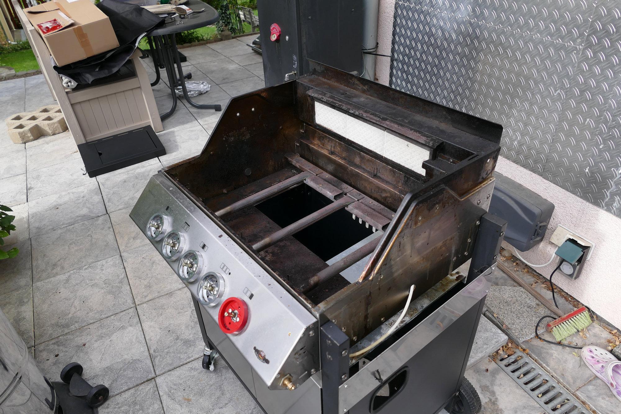 Enders Gasgrill Ausbrennen : Gasgrill reinigen grillrost reinigen grillreiniger youtube