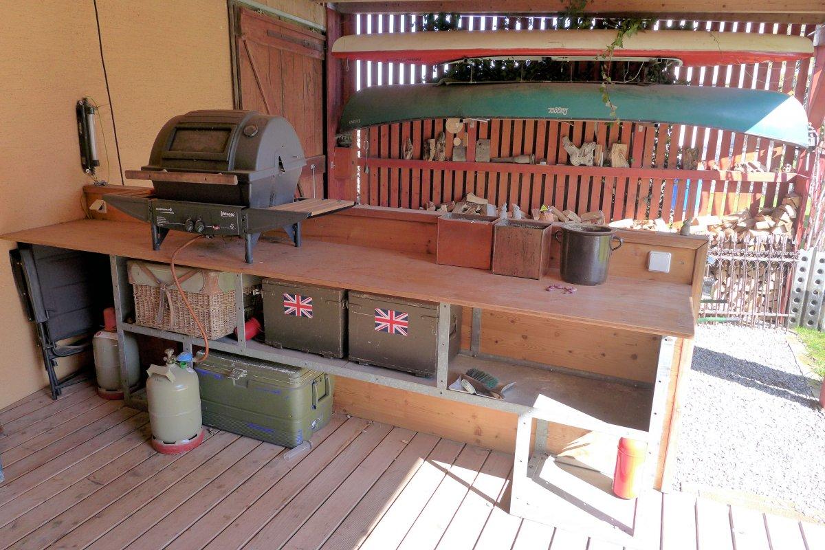 Outdoorküche Napoleon Iii : Outdoorküche für napi umbauen geht das so grillforum und