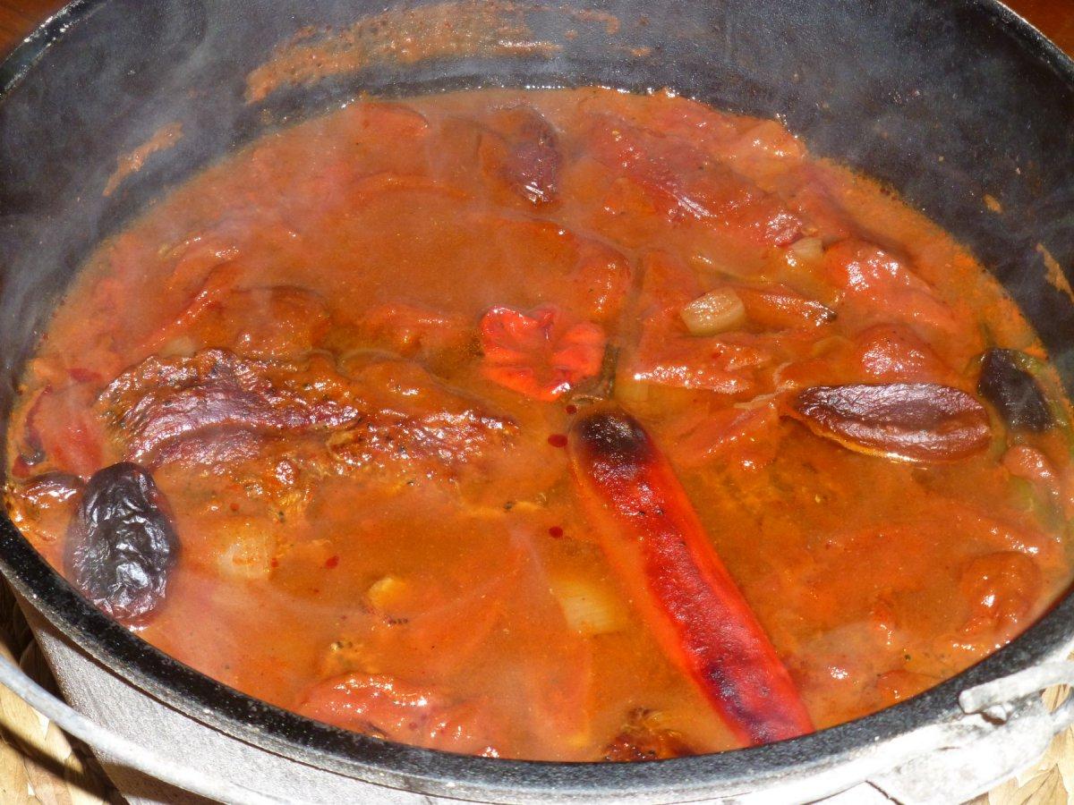 Hot & Spicy Italian Beef Drip | Grillforum und BBQ - www ...