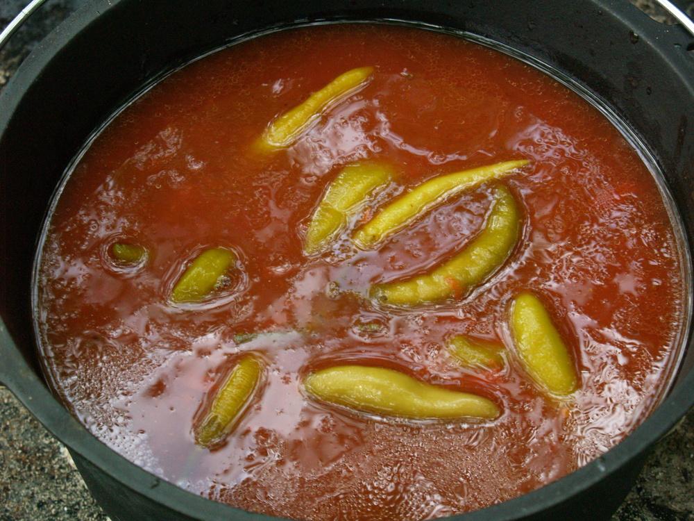 hot spicy italian beef drip grillforum und bbq www hot spicy italian ...