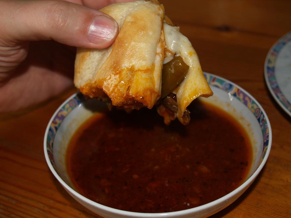 Hot & Spicy Italian Drip Beef | Grillforum und BBQ - www ...