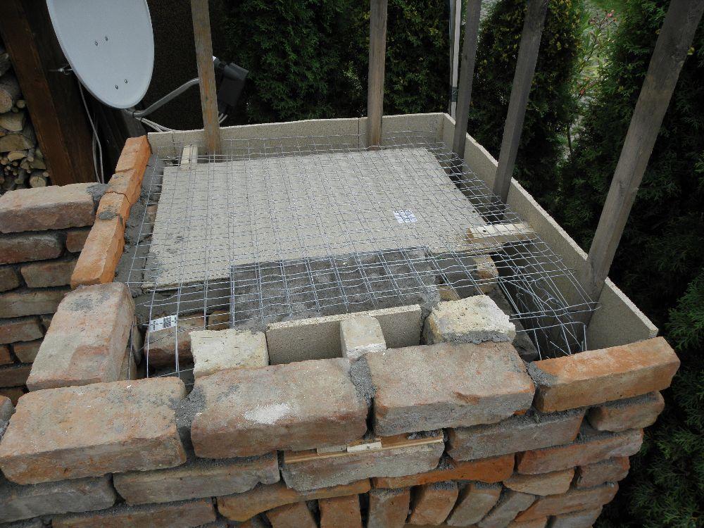 projekt holzbackofen mit grillstelle grillforum und bbq. Black Bedroom Furniture Sets. Home Design Ideas