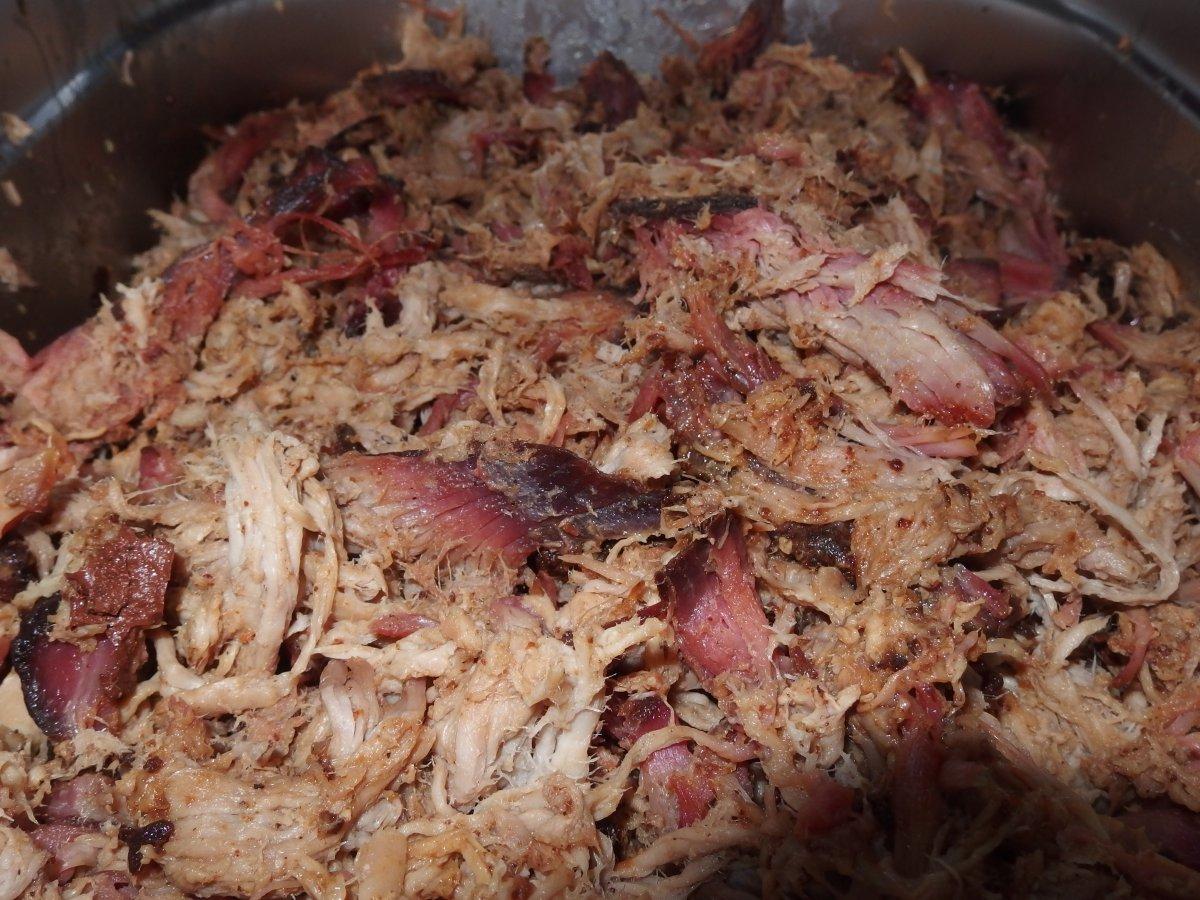 Pulled Pork Gasgrill Gasverbrauch : Pulled pork auf weber e grillforum und bbq