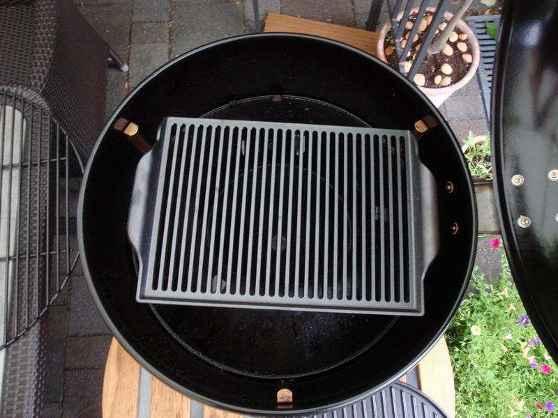 gusseisenrost mit odc gaskugelgrill seite 2 grillforum und bbq. Black Bedroom Furniture Sets. Home Design Ideas