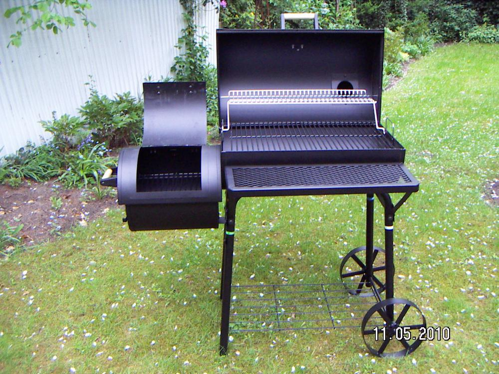 Low Budget Smoker Ab 10052010 By Thomas Philipps