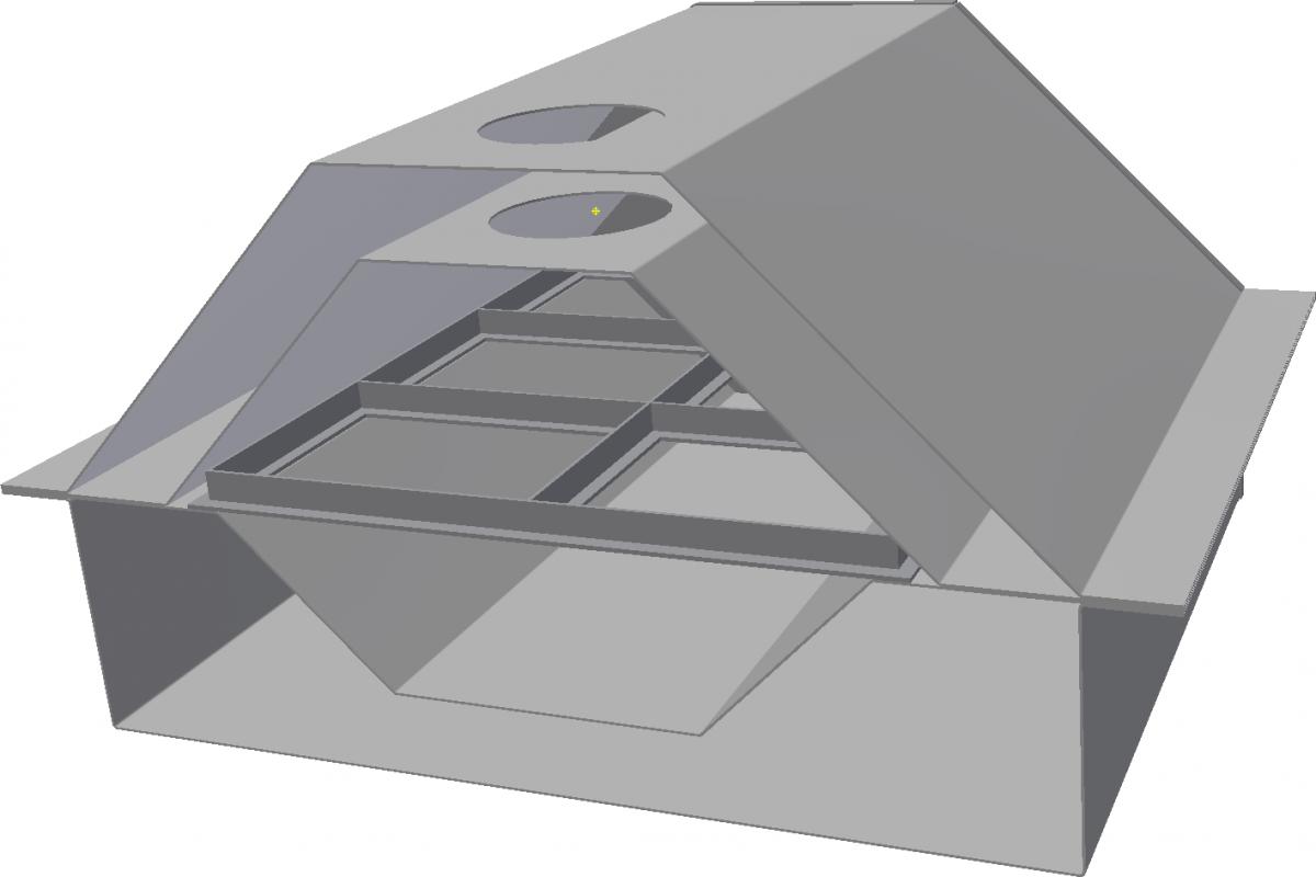 pizzaofen aus stahlblech kann das funktionieren grillforum und bbq. Black Bedroom Furniture Sets. Home Design Ideas