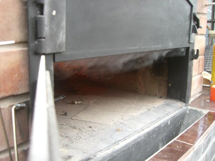 hoehe innenraum eines holzbackofens grillforum und bbq. Black Bedroom Furniture Sets. Home Design Ideas