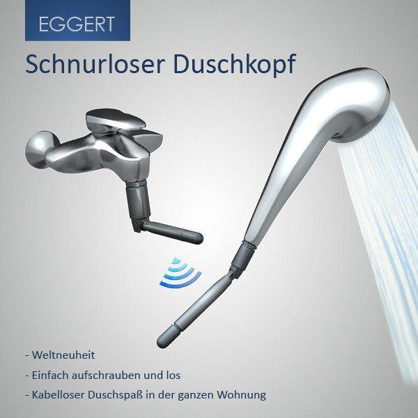 Bluetooth Duschkopf