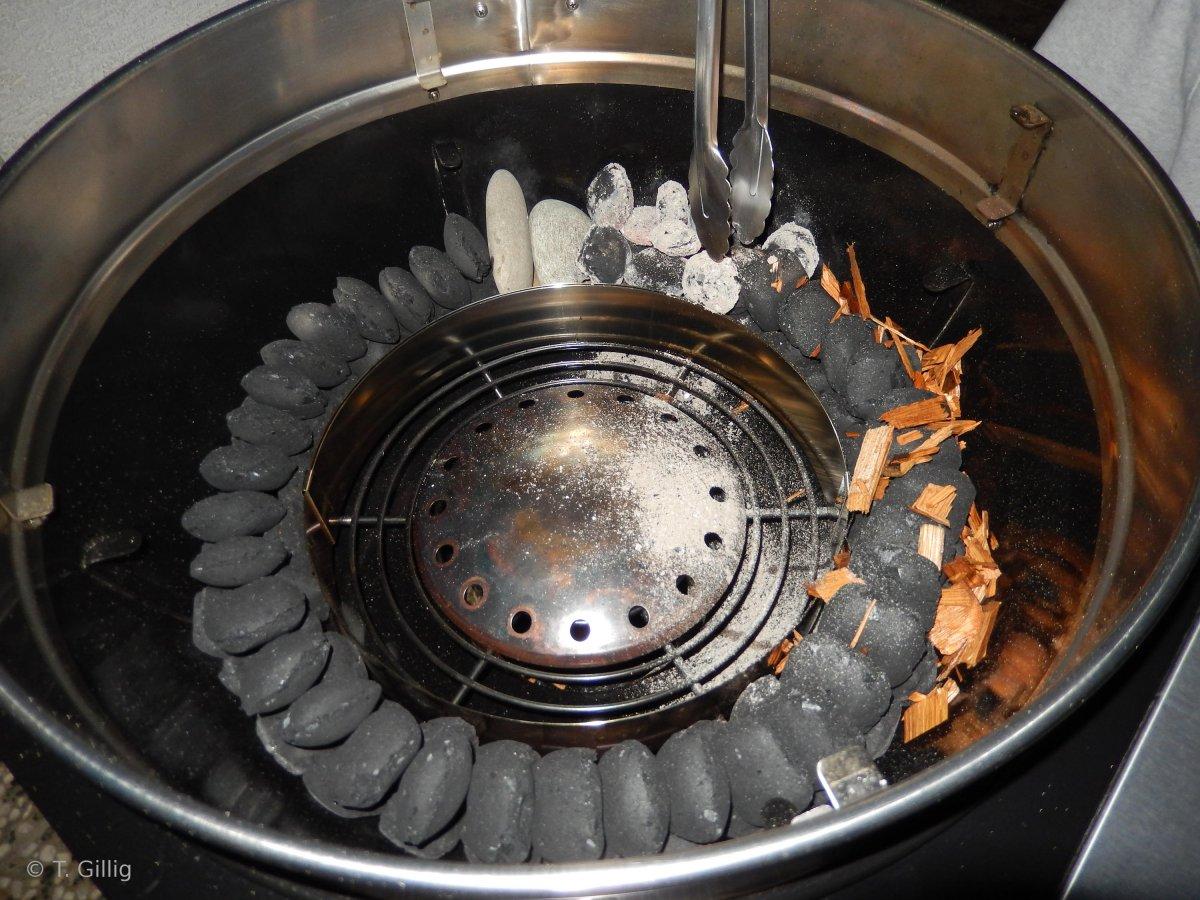 Gsv Pulled Pork Gasgrill : Einweihung monolith lechef pulled pork bei grad grillforum