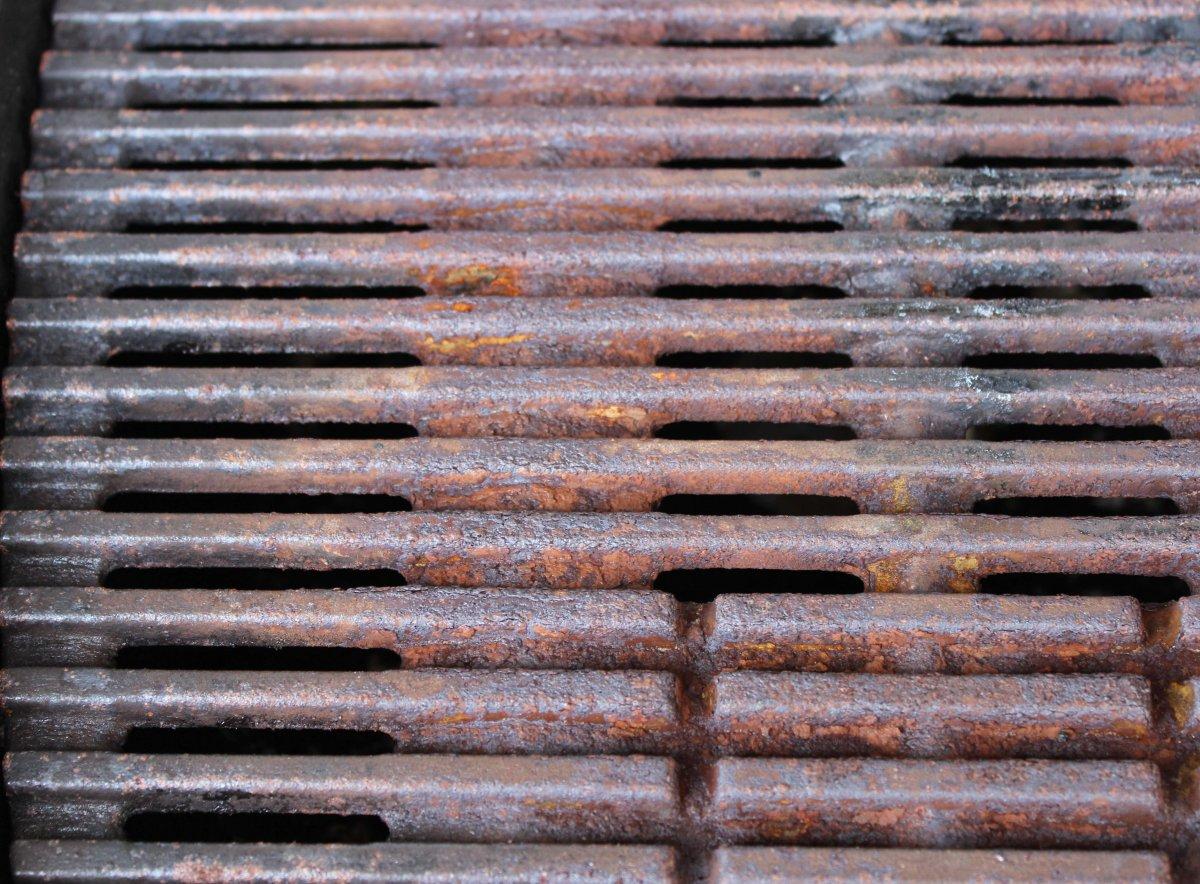 Hervorragend Grillrost Gusseisen reinigen | Seite 2 | Grillforum und BBQ - www VF98