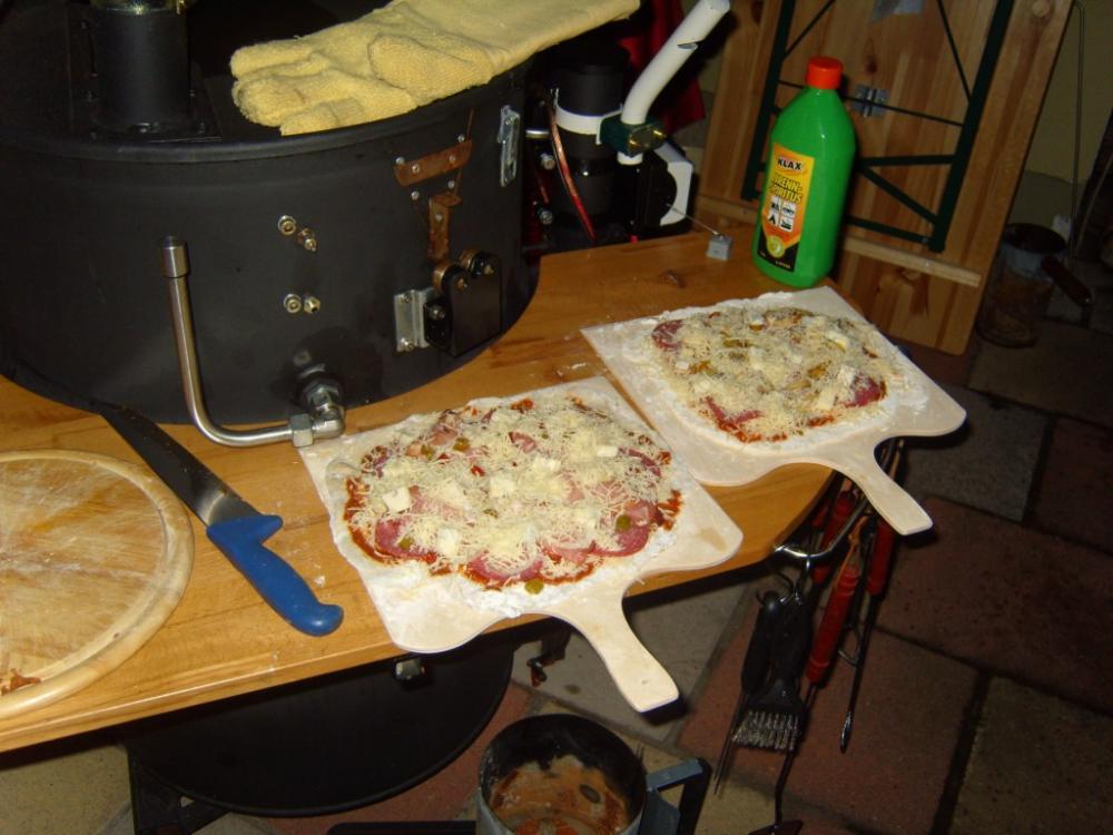welcher pizzastein ist am besten f r eine 57er kugel seite 2 grillforum und bbq www. Black Bedroom Furniture Sets. Home Design Ideas