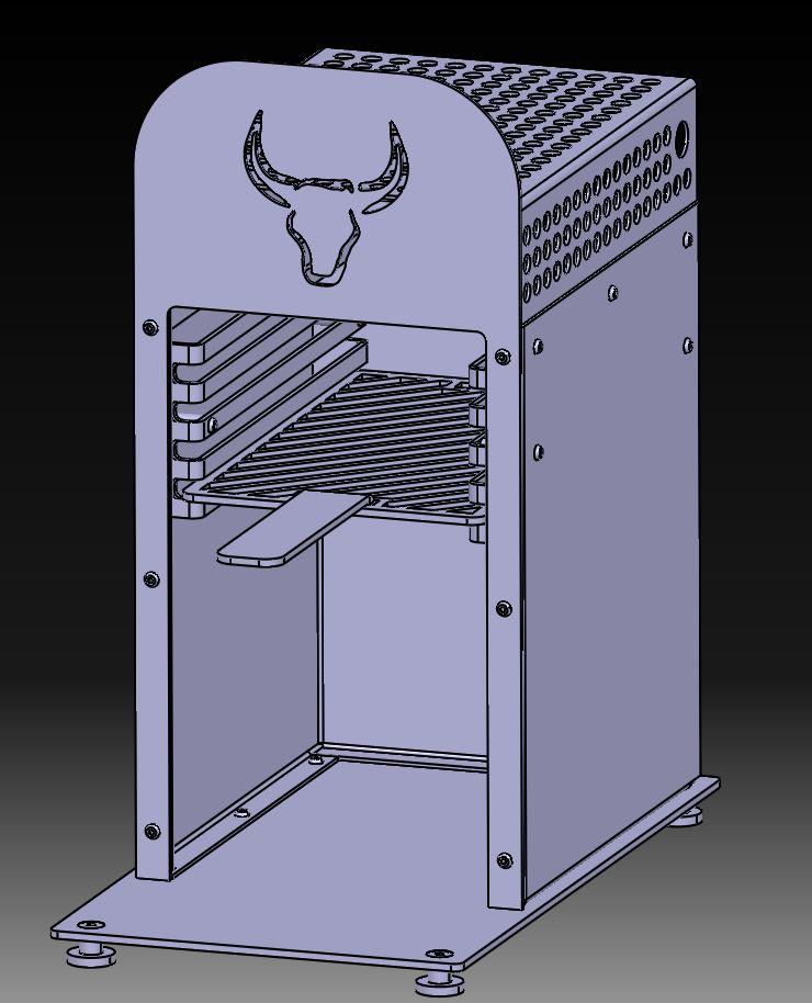 selbstbau eines oberhitze grills seite 140 grillforum und bbq. Black Bedroom Furniture Sets. Home Design Ideas