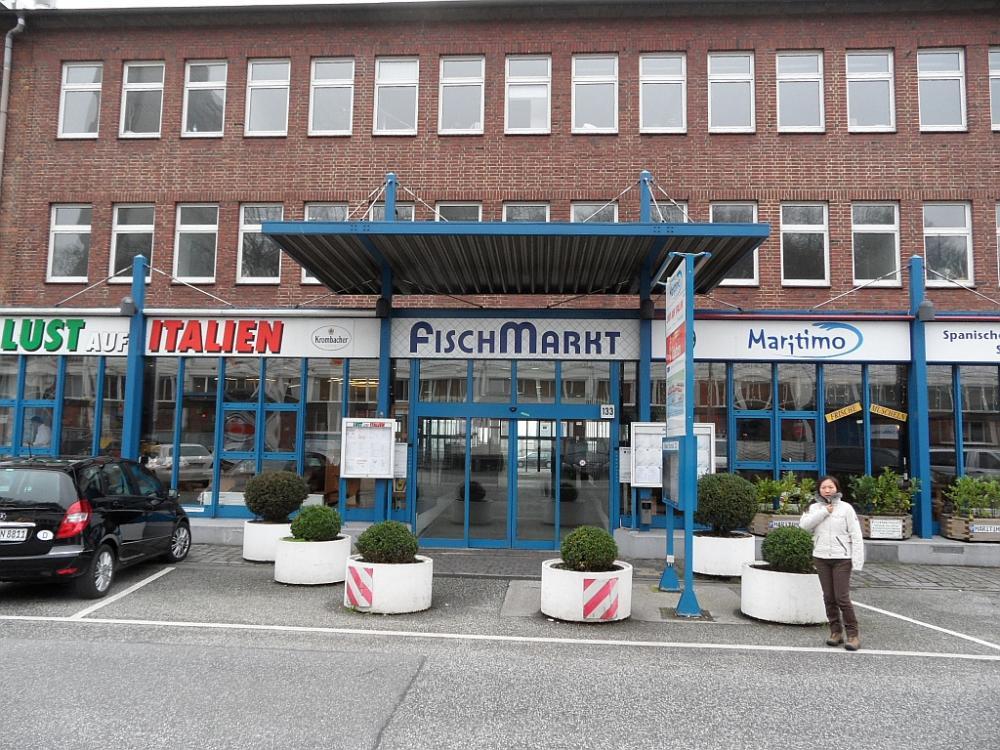 Fisch Hamburg Kaufen
