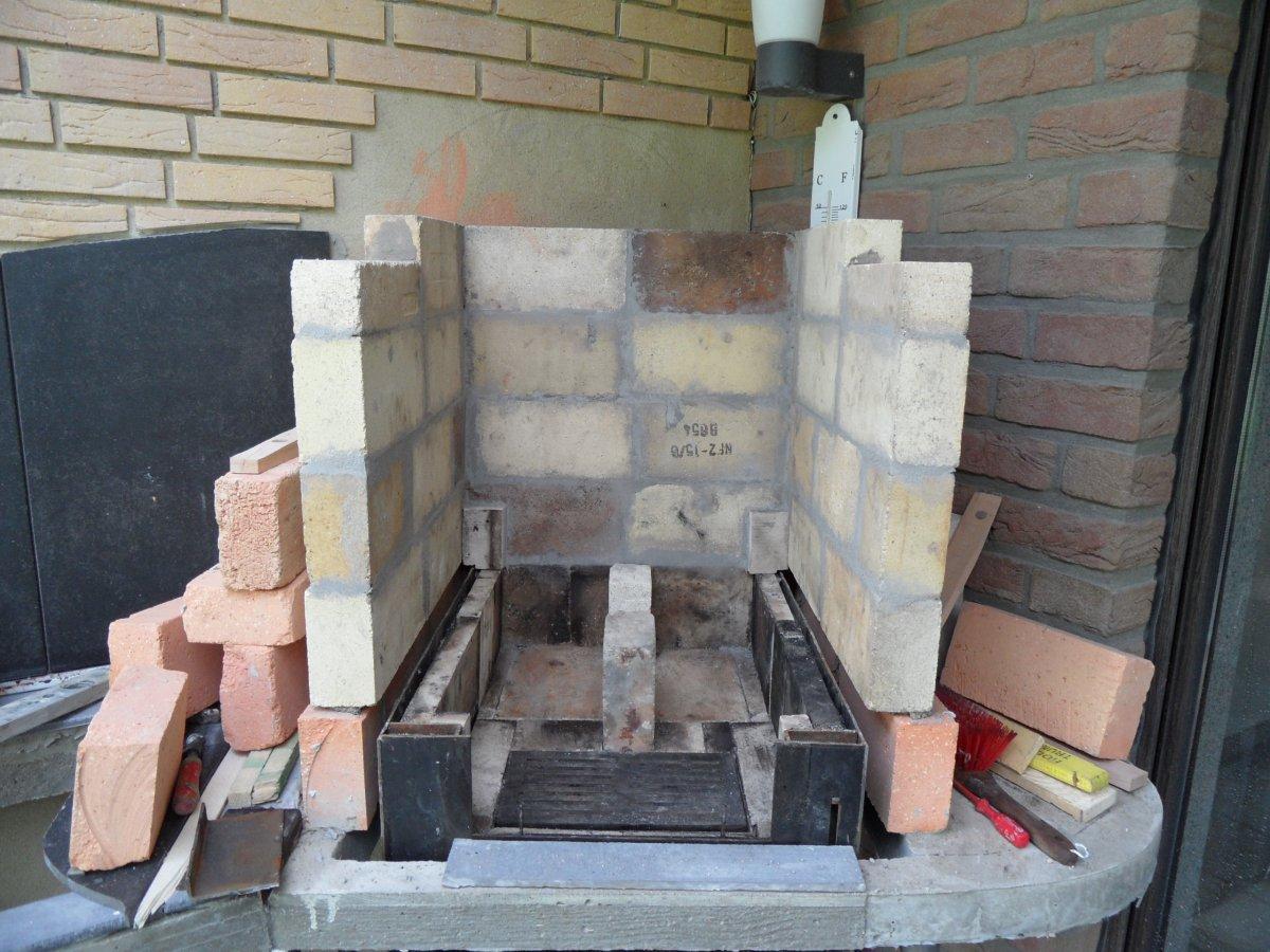 Sommerküche Aus Beton : Pin von tony zschau auf outdoor firplace sommerküche