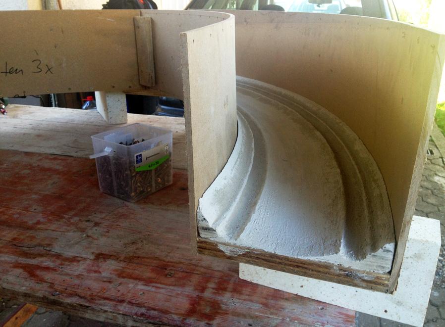 bau eines folly englische ruine mit pizzaofen grillkamin kombination und foga seite 44. Black Bedroom Furniture Sets. Home Design Ideas