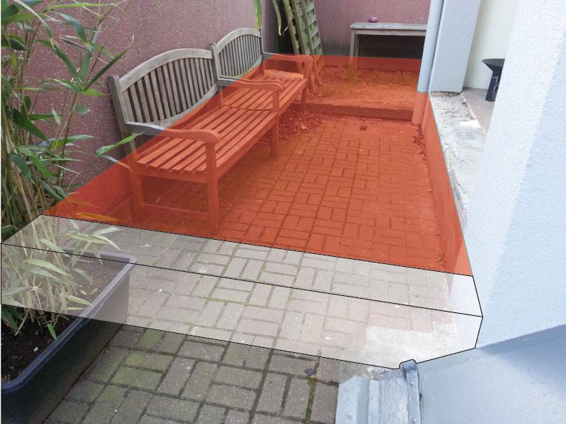 fundament f r terrasse grillforum und bbq. Black Bedroom Furniture Sets. Home Design Ideas