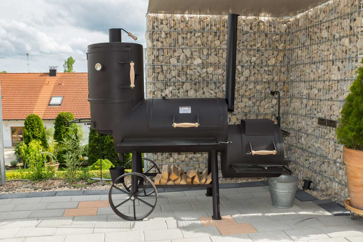 smoker tschechien kleinster mobiler gasgrill. Black Bedroom Furniture Sets. Home Design Ideas