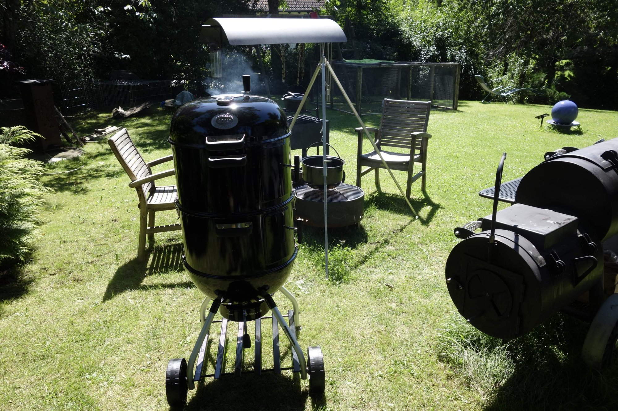 Rösle Holzkohlegrill Test : Rösle grills test testbericht
