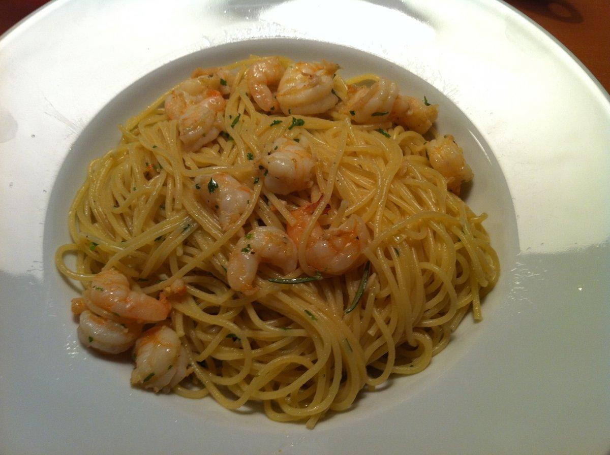 Spaghetti, Garnele.JPG