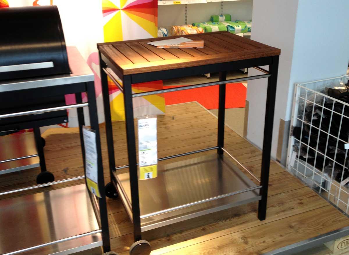 Grill Beitisch bei IKEA | Grillforum und BBQ www