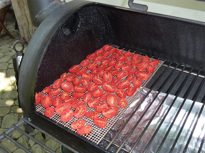 tomapotles rauchig leckere tomaten aus dem smoker grillforum und bbq. Black Bedroom Furniture Sets. Home Design Ideas